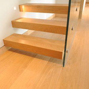 Cathedral Brand Engineered Oak Flooring - Natural grade